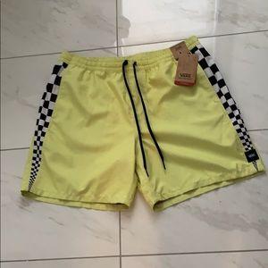 NWT Van's Hybrid Shorts